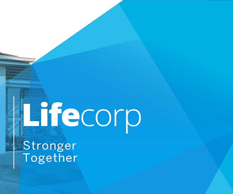 lifecorp header - Homepage